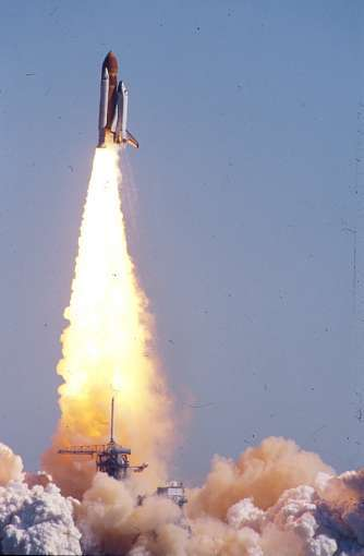 Pictures: Space shuttle Challenger through the years ...